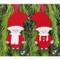 Tomte Girl Christmas Ornament (46582)