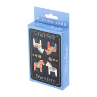 Dala Horse Deck of Playing Cards (55142)