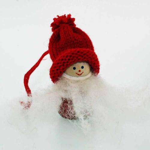 Tomte Santa Ornament (SW01)