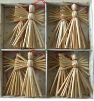 Straw Angel Ornaments (H1-1296)