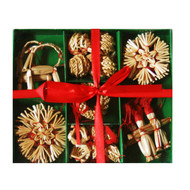 Straw Ornament Set (H1-565)