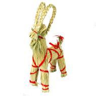 "Straw Goat, 18"" H (H1-179)"