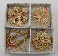 Straw Ornament Assortment (H1-933)