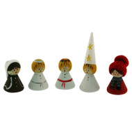 Lucia Wooden Set - Mini (3439)