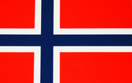 Norway Flag Decal (631)