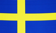 Sweden Flag Decal (668)