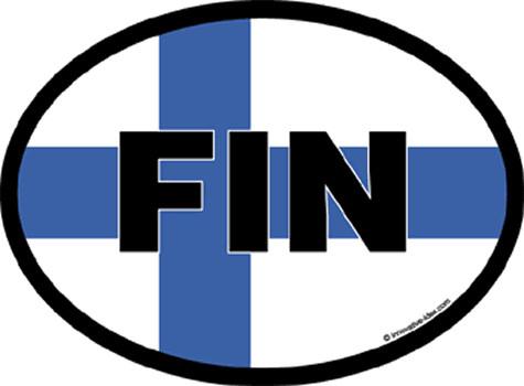Finland Car Decal (3260)