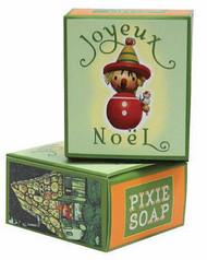 Joyeux Noel Pixie Soap (SD542)