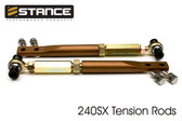 Stance Nissan 240SX Tension Rods 89-93