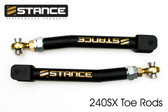 Stance Nissan 240SX Toe Rods 89-93