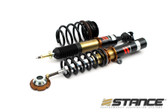 Stance XR1 Coilovers for Honda CRZ 11+