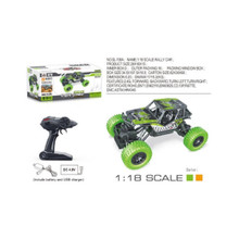 "13.5"" Remote Control 1:18 Scale Graffiti Crawler Climbing Car with Charger"