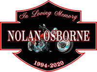 In Loving Memory Nolan Osborne
