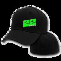 Ronny Burns Flex Fit Hats