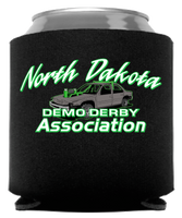 North Dakota Demo Derby Green Compact Coolie