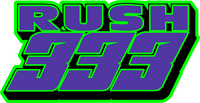 Skyler Rush Window Sticker 4x8