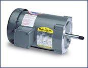 Baldor Motor VL1306A            3/4HP 3600RPM FOOTLESS 1P ODP VL1306A