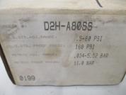 Barksdale D2H-A80SS .5/80# Dual Set Pt Housed # Sw D2H-A80SS