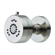 Danze D460258BN  Parma Two Function Wall Mount Body Spray, 1.5 GPM, Brushed Nickel