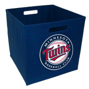 12-Inch Team Logo Storage Cube - Minnesotta Twins Minnesota Twins STBBMIN12 STBBMIN12