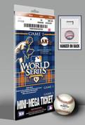 2010 World Series Mini Mega Ticket - San Francisco Giants San Francisco Giants TFMMBBSFRWS10 TFMMBBSFRWS10
