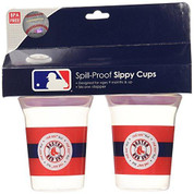 2-Pack Sippy Cups - Boston Red Sox Boston Red Sox BFBBBOSS BFBBBOSS