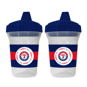 2-Pack Sippy Cups - Texas Rangers Texas Rangers BFBBTEXS BFBBTEXS