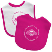 Baby Fanatic BFBBMILBB2P Bibs, Milwaukee Brewers