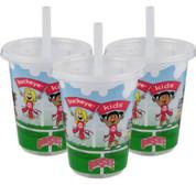 Baby Fanatic BFCOSUSGC NCAA Ohio State Buckeyes Sip N Go Cups (3-Pack) 016922