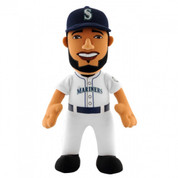 "MLB Player 10"" Plush Doll Mariners Robinson Cano BCBBSEARC10"