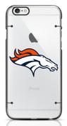 Mizco NFL Denver Broncos iPhone 6 Ice Case MIZCOFBDENIP6I