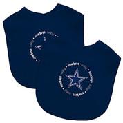 2 Pack Baby Fanatic Bib Dallas Cowboys BFFBDALBB2