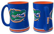 Boelter Brands  Florida Gators NCAA Coffee Mug - 15oz Sculpted (Single Mug) BOCFLARM