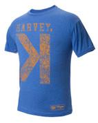 108 Stitches, LLC  Matt Harvey Backwards K T-Shirt Large 108BB2085140405