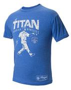 108 Stitches, LLC  108 Stitches Adrian Gonzalez Titan T-Shirt X-Large 108BB2064000407