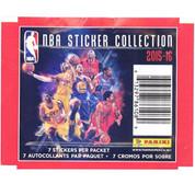 2015 Panini NBA Individual Sticker Pack PAN15BKTSTP