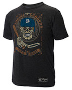 108 Stitches, LLC  108 Stitches Miguel Cabrera Day of the Dead T-Shirt X-Large 108BB2352720207