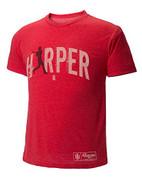 108 Stitches, LLC  108 Stitches Bryce Harper Silo T-Shirt X-Large 108BB2718780507