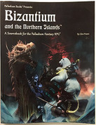 Bizantium and the Northern Islands - A Sourcebook for the Palladium Fantasy RPG - Second Edition