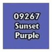 Blues, Sky: Sunset Purple