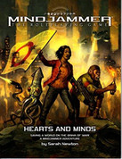 Mindjammer RPG - Hearts & Minds Adventure