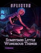 Slinter: Sometimes Little Wondrous Things (ETG10100)