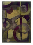 "Generations Collection Woven Rug (#8013A) 2'0 X 3'0 GENERATIONS 8013A 2'0"" X 3'0"" RECTANGLE"