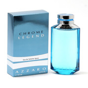 CHROME LEGEND MEN by AZZARO- EDT SPRAY 4.2 OZ 20010619
