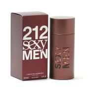 212 SEXY MEN by CAROLINAHERRERA - EDT SPRAY 3.3 OZ 20217544