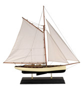 Authentic Models 1930's Classic Yacht Model AS135 AS135