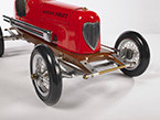 19 in. Length - 1930s Bantam Midget - Red - Authentic Models PC012 PC012