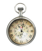 Authentic Models SC057 Antique Replica Functional Savoy Pocket Watch