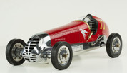 20.75 in. Length - BB Korn - 1930s Racer Replica - Red - Authentic Models PC013R PC013R