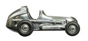 9.75 in. Length - Hornet - 1940s Racer Replica - Silver - Authentic Models PC015 PC015